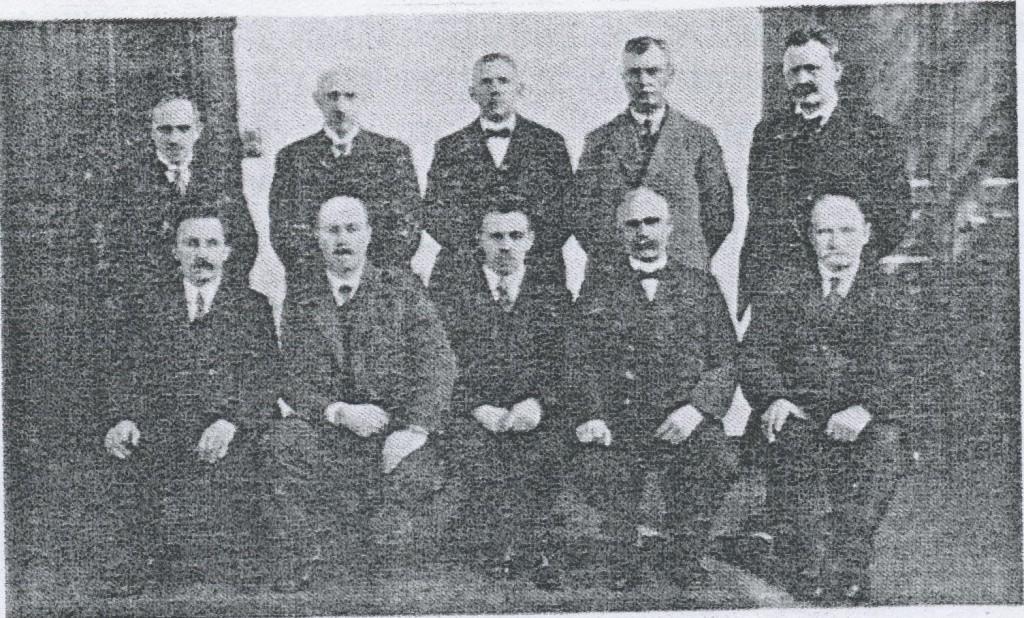 18 Sognerådet 1925-29